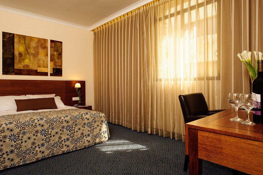 Отель Кейсар Премьер Иерусалим - комнаты