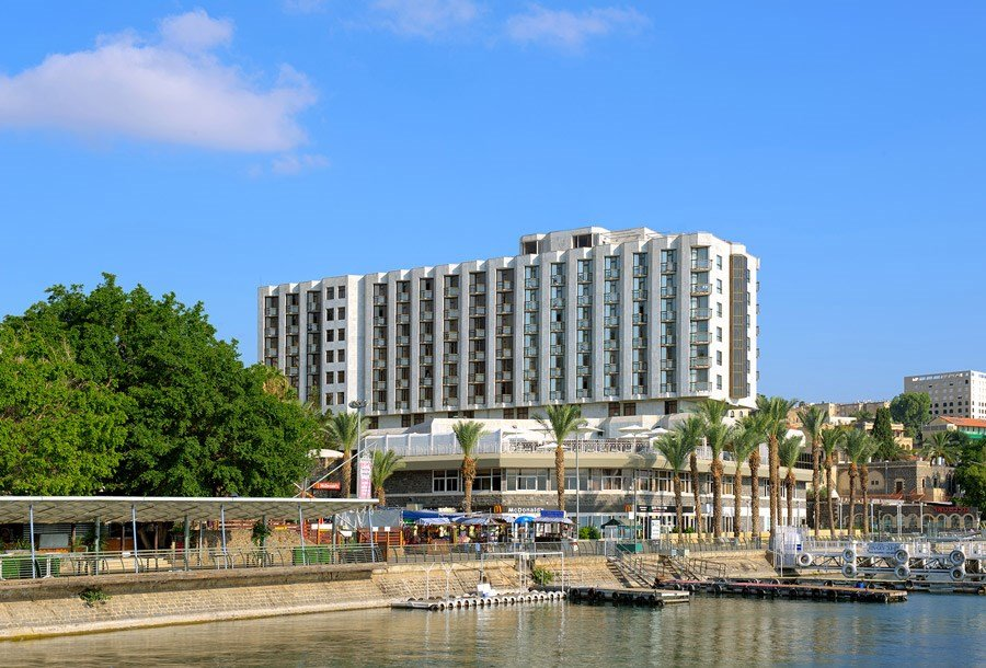 Отель Кейсар Премьер Тверия