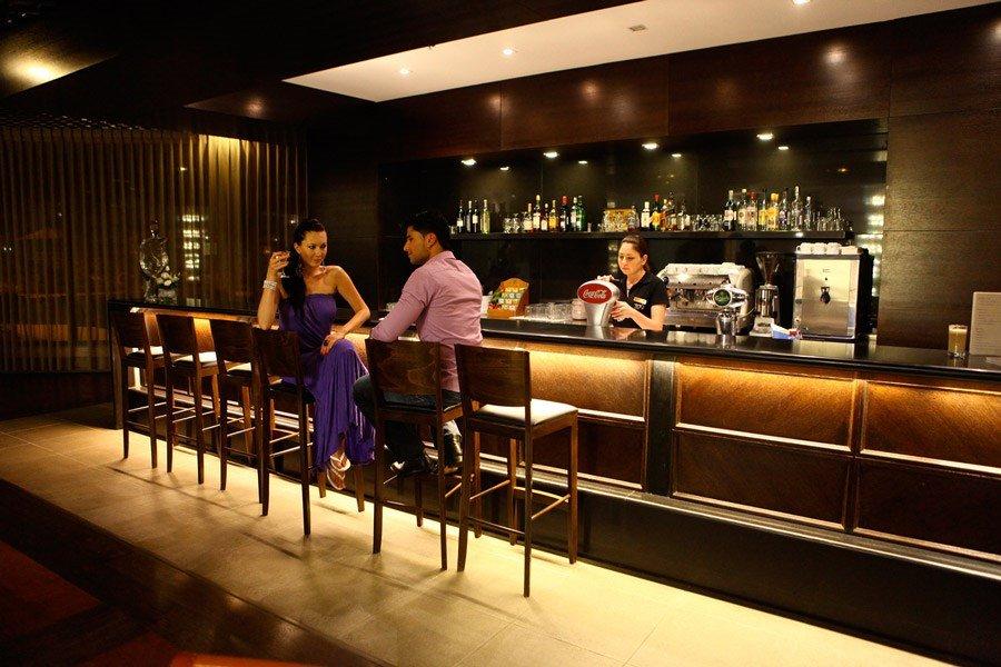 Отель Кейсар Премьер Тверия - Лобби бар