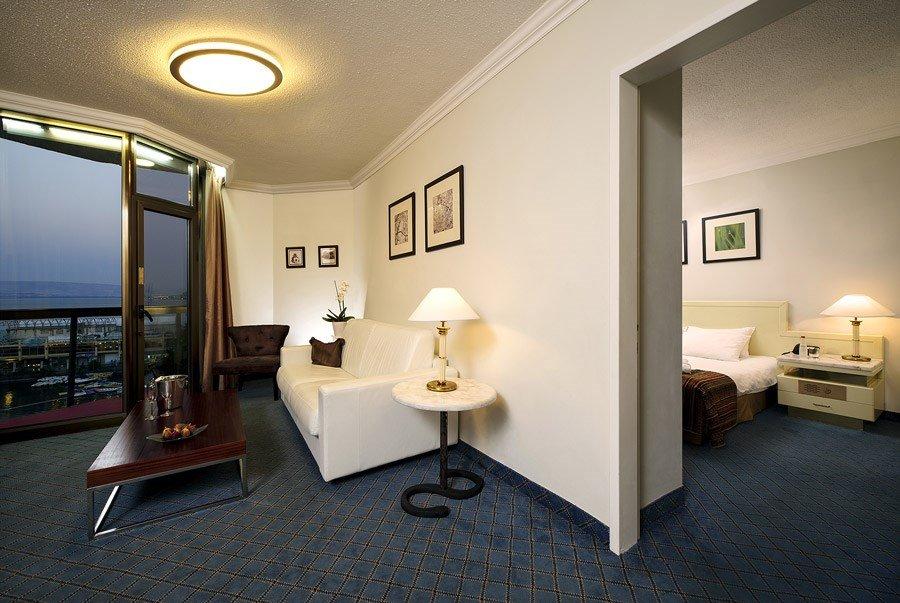 Отель Кейсар Премьер Тверия - комнаты