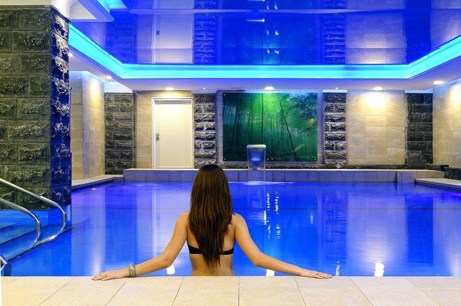 Кейсар Тверия отель - бассейн