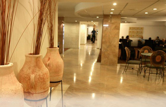 Отель Кейсар Премьер Иерусалим - лобби